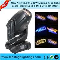 Moving head lights 280W Osram Lamp ,Stage Moving head light