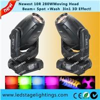 Professional Moving head beam light 280W 12R Osram Lamp,Disco light