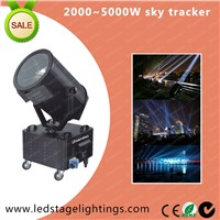 Sky searchlight 4KW-5KW,Professional stage lighting