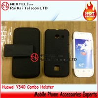 Huawei Y340 Combo holster Y340 Combo case Y340 Holster