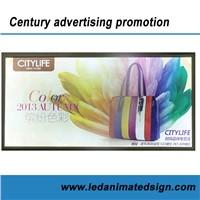 Single Side Advertising LED Light Box for Supermarket