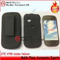 ZTE V795 Combo holster V795 Combo case V795 Holster