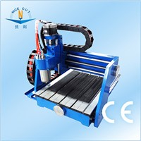 NC-A3040 4 AXIS CNC Cutting Machine Mini desktop CNC Router 3040