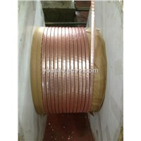 MICA COVERED ALUMINIUM WIRE