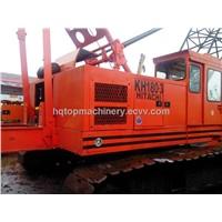 Used Crawler Crane,Hitachi KH180 Japanese Crane ,Used 50ton Crane