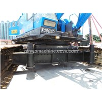Kobelco USED Crawler Crane for Engineering Construction (150t)