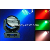 Night Club Using LED 108*3W RGBW Moving Head Wash Light (MD-B001)