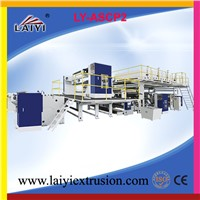 BOPP Film Aluminum Foil Extrusion Laminating Machine