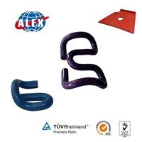 Rail clips for Railway fastening parts