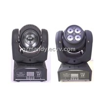 Theatre Using LED Moving Head Light 100Watts 4 in 1 RGBW Double Face Unlimited(MD-B037)