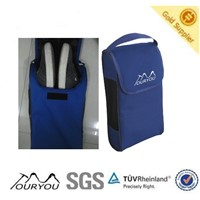For travel hold Polyester Material Shoe bags