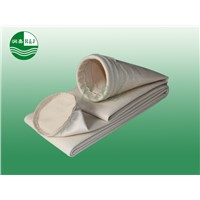 High temperature PPS filter bag used in thermal power plant