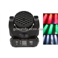 LED 3W*36 Cree Mini Moving Head Beam Light (MD-B007)