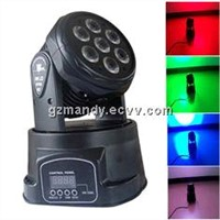 Mini LED 7*12W RGBW 4in1 Moving Head Wash Light (MD-B006)