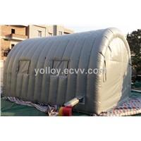 Soda sand Blasting Inflatable Tents