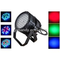 Waterproof 3W * 36 LED RGB Outdoor Par Can Lights(MD-C004)