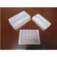 medication plastic packaging trays