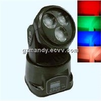 LED 3Bulbs*12W 4in1 RGBW Mini Moving Head Wash Light(MD-B014)