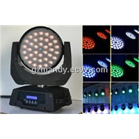 36*10W LED Moving Head Wash Light With Zoom(MD-B017)