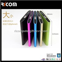 aa battery power bank,power bank eloop,philips power bank--PB324