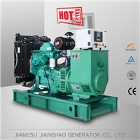 The famous diesel generator set