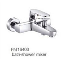 Brass bathtub mixer