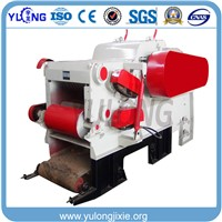 Large Capacity Drum Wood Chipper/Wood Chips Making Machine CE Approved