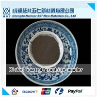 Nickel coated Graphite powder