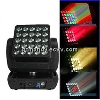 LED 25*10W RGBW Moving Head Light Matrix Blinder for Stage Show(MD-B035)