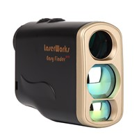 2015 New Hunting Laser Rangefinder 6x25 Monocular 1000 Yards  With 7 Mode