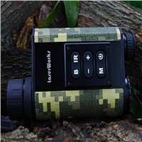 2015 New Night vision 6x32 Monocular 500 Yards l laser rangefinder Hunting LRNV009
