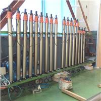 4.2m Portable Pneumatic Telescopic Mast for Lighting
