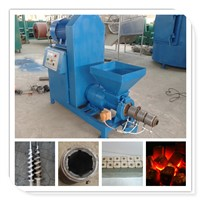 Biomass sawdust briquette machine