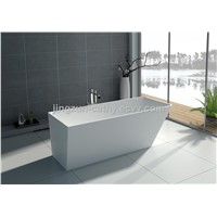 Customized Freestanding Bathtub/ solid surface bathtub-JZ8605