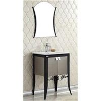 Floor standing 304 Stainless Steel Bathroom Cabinet
