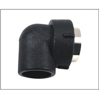 HDPE Pipe Fitting for Female Elbow 90 degree