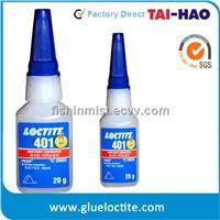 Henkel Loctite 401 super glue instant adhesive 20g
