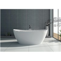 Ideal Standard Bathtub Smooth Surface Composite Resin  Bathtub-JZ8611