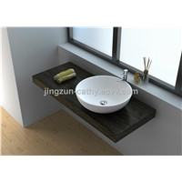 Jingzun Solid Surface Counter-top Wash Basin/Sink-JZ9038