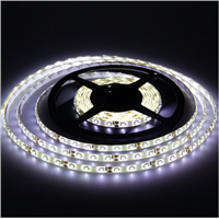 High lumens LED strip light,SMD5050,60leds per meter,IP68,cool white