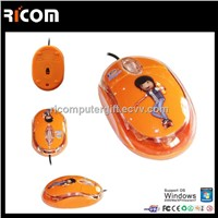 color mouse,printed mouse,printing mouse--MO7008