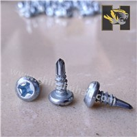 pan farming self-drilling screws