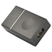 ultra slim 2.4A travel charger