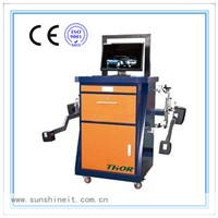 CCD Computer Wheel Aligner Machine,CCD Wheel Alignment