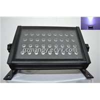 IP65 RGB 3W * 36 Flood / Washer Lights High Brightness LED Nightclub Lighting(MD-L006)