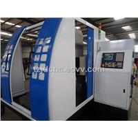 Metallic Engraving Milling CNC Machine