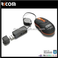 travel hub mouse,Mini Usb Hub Mouse,hub mouse