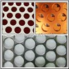 perforated sheet for facade/perforated metal sheet facade