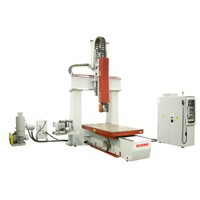 5 Axes CNC Machining Center