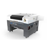 Automatic pack positioning label laser cutting machine HS-C9060